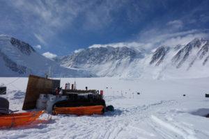 climb Vinson