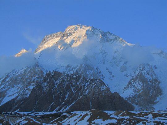 climb Broad Peak