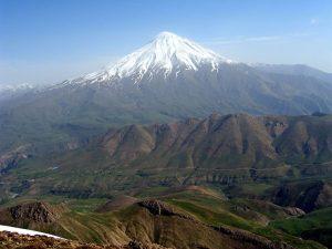 climb Damavand