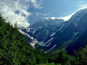 climb Dykh-Tau