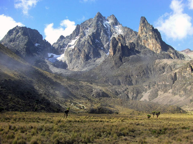 climb Kenya