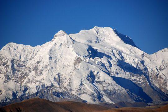 climb Shisha-Pangma