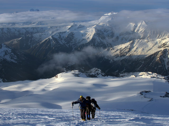 Elbrus Climb from the South, 10-day Schedule