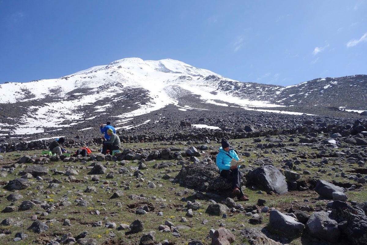 Ararat in 3 days
