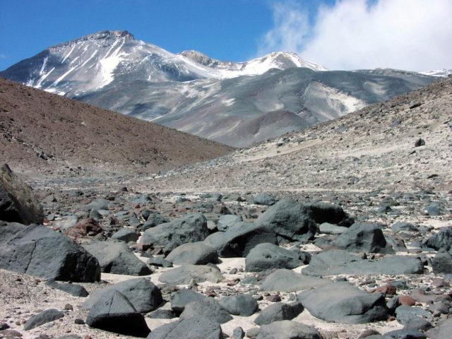 climb Aconcagua and Ojos Del Salado