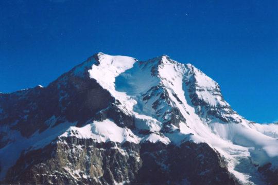 climb Korjenevskoy peak