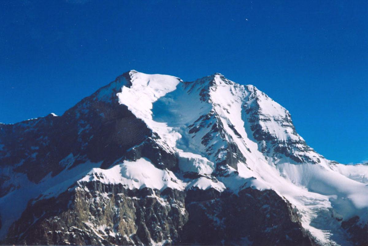 Korjenevskoy peak