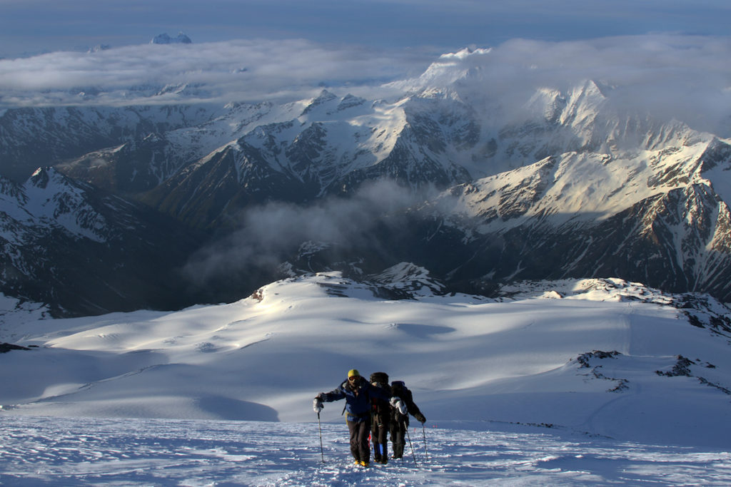 Climb Elbrus