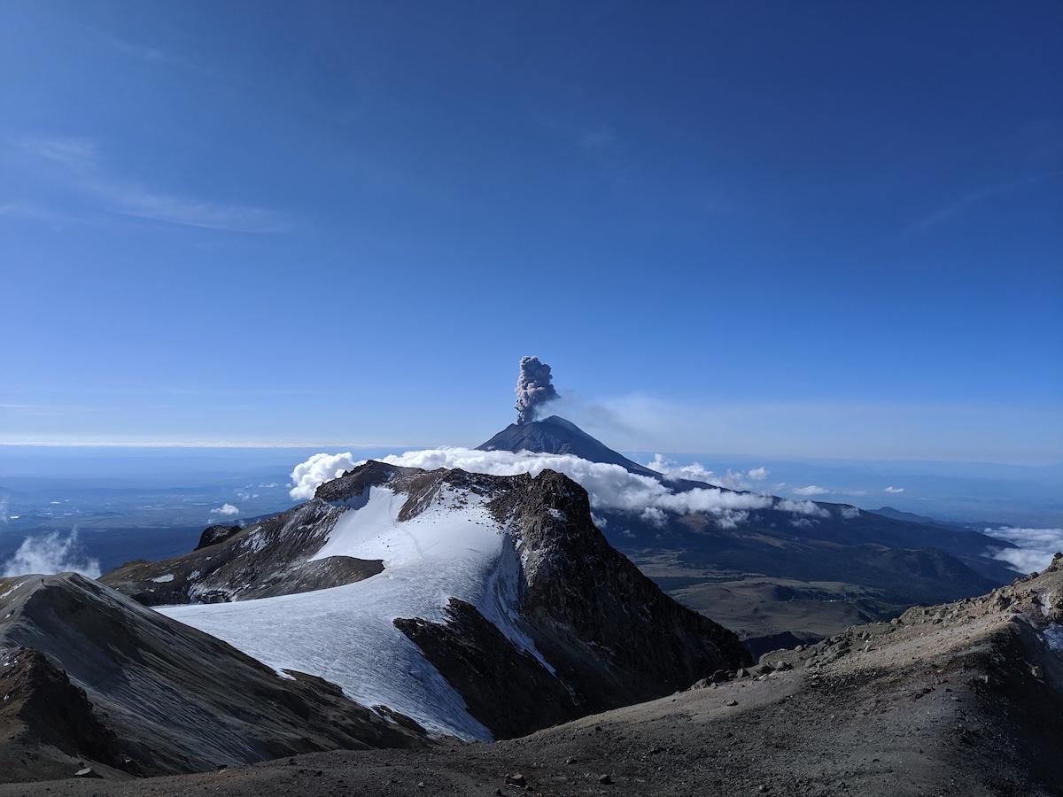 Volcanoes of Mexico